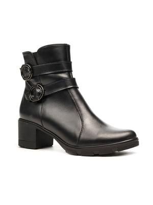 Ботинки черные | 5203160