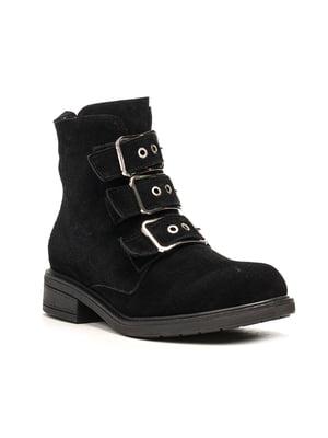 Ботинки черные | 5169322