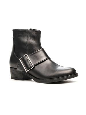 Ботинки черные | 5203164