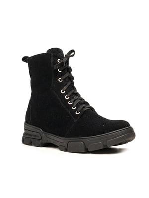 Черевики чорні | 5203154