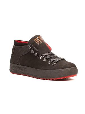 Ботинки черные | 5204398