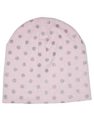 Шапка розовая   5211800