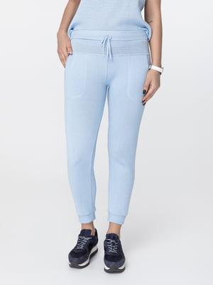 Штани блакитні | 5211841