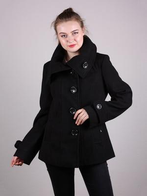 Пальто чорне | 5205100