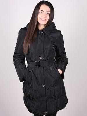 Пальто черное | 5205185
