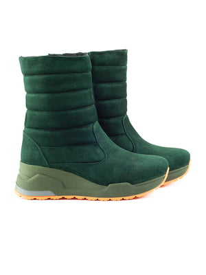 Сапоги зелені | 5213046