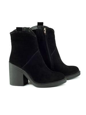 Ботинки черные | 5213047