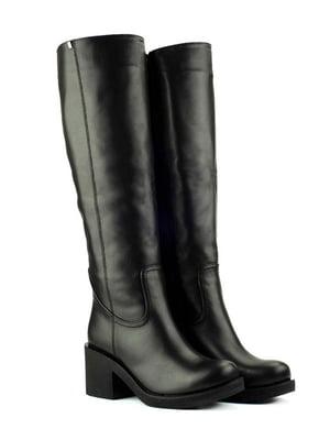 Сапоги черные | 5213050