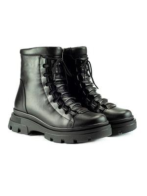 Ботинки черные | 5213054