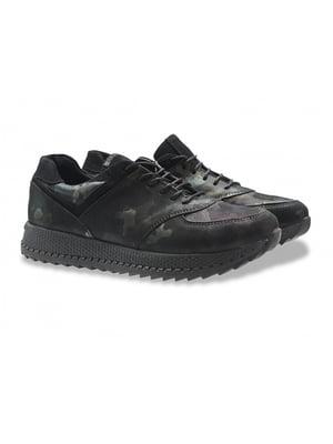 Кроссовки черные | 5213057