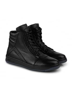 Черевики чорні | 5213082