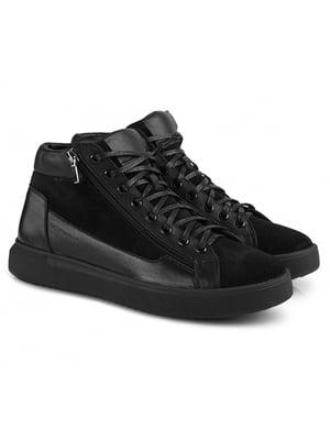Черевики чорні | 5213084