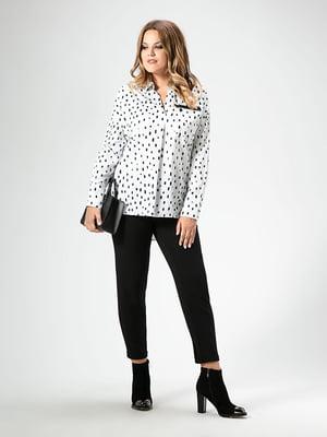 Блуза белая | 5213480