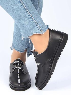 Туфли черные | 5213632
