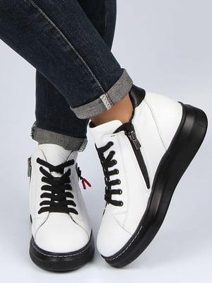 Ботинки белые | 5213643