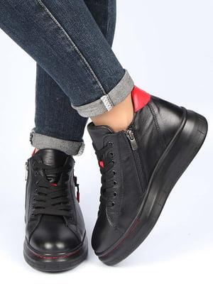 Ботинки черные | 5213645