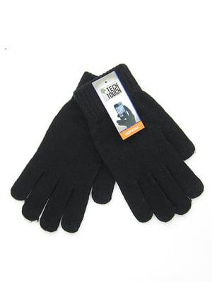 Рукавички чорні | 5210932