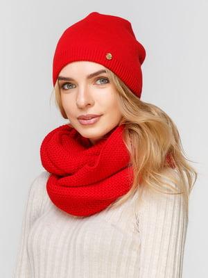 Комплект: шапка і шарф-снуд | 5210995