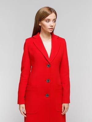 Пальто красное | 5188337