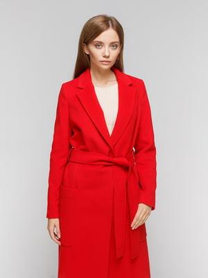 Пальто красное | 5191791