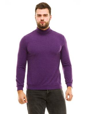 Гольф фиолетовый | 5215559