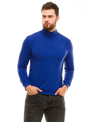 Гольф кольору синій електрик | 5215562