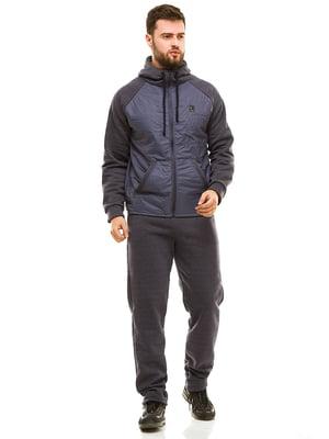 Костюм спортивный: толстовка и брюки | 5215564