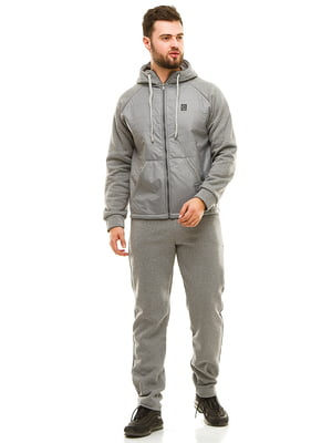 Костюм спортивный: толстовка и брюки | 5215565