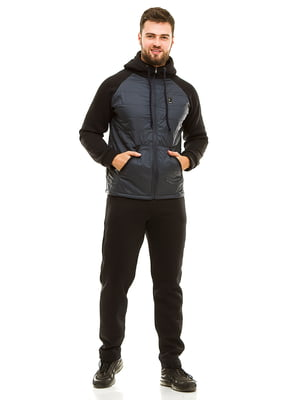 Костюм спортивный: толстовка и брюки | 5215566