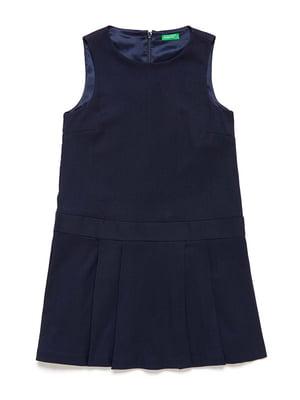 Платье темно-синее | 5163915