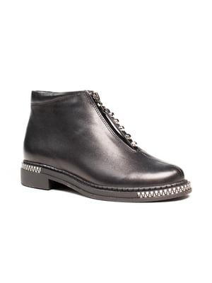 Ботинки черные | 5213436
