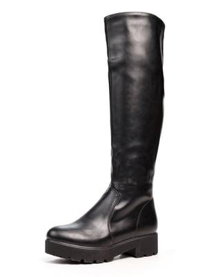Сапоги черные | 5212516