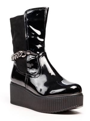 Ботинки черные | 5212519