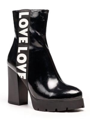 Ботинки черные | 5212517