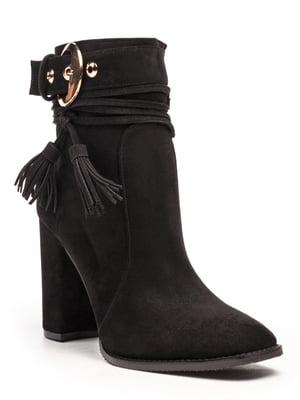 Ботинки черные | 5212531