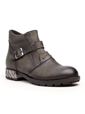 Ботинки серые | 5212527
