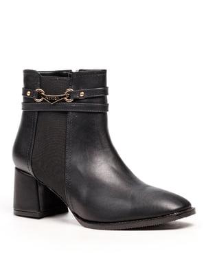 Ботинки черные | 5212526