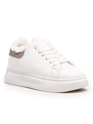 Кроссовки белые | 5212523