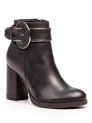 Черевики чорні | 5212530