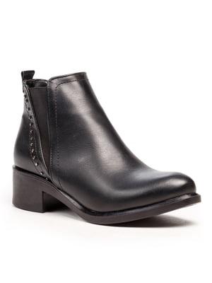 Черевики чорні | 5212524
