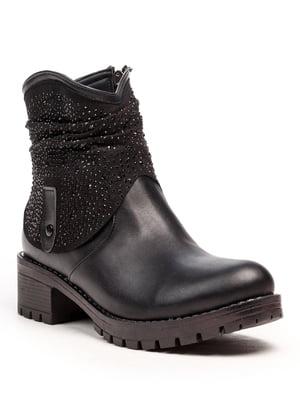 Черевики чорні | 5212529