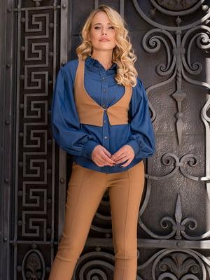 Костюм: жилет, сорочка і штани | 5203427