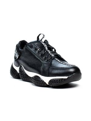 Кроссовки черные   5213237