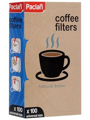 Фільтри для кави №4 (100 шт.) | 4658527