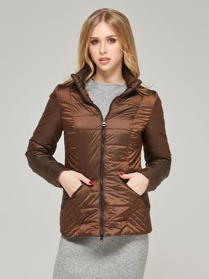 Куртка шоколадного цвета | 5216117