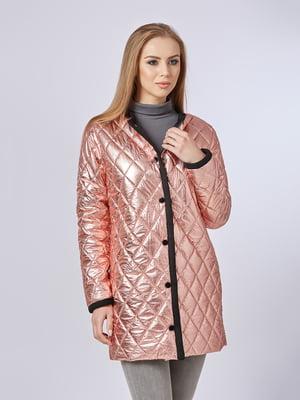 Плащ розовый | 5216104