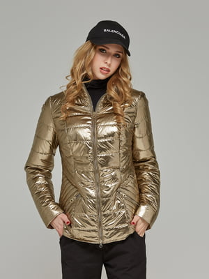 Куртка золотиста   5216114