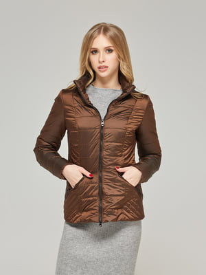 Куртка шоколадного цвета | 5216122