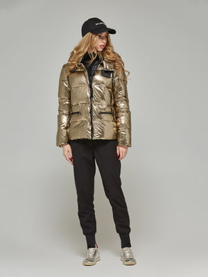 Куртка золотиста   5216123