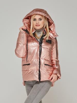 Куртка рожева | 5216124